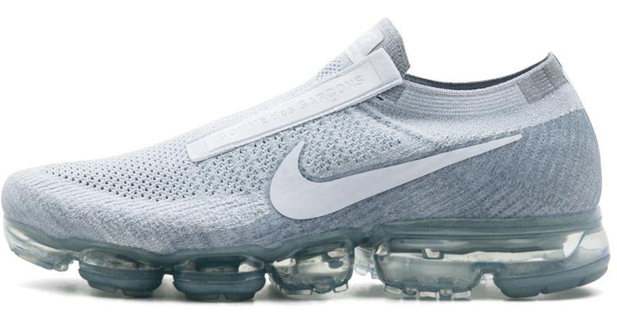 nouveau produit e269c a0de9 Nike Blue Air Max Vapormax Fk/cdg 'comme Des Garcon' - Size 8 for men