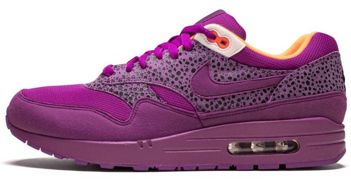 daefa6e314 Nike Womens Air Max 1 'wmns Safari- in Purple for Men - Lyst