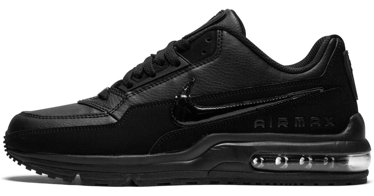 detailed look 6c360 39c89 ... italy lyst nike air max ltd 3 in black for men 1e18a 27dcb