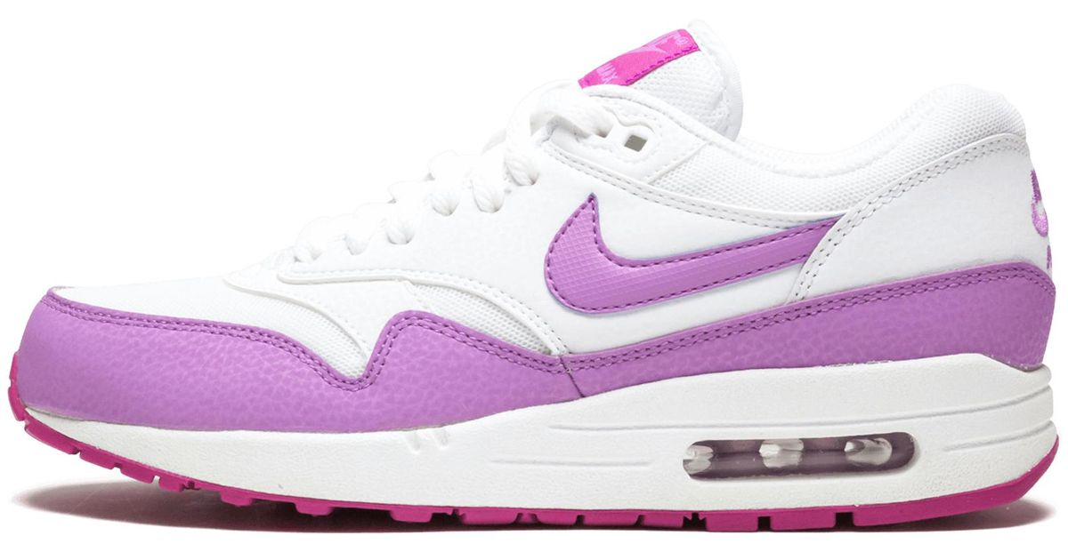 timeless design b7e8d 462c3 Nike Air Max 1 Essential, Low-top Sneakers in Purple - Save 71% - Lyst