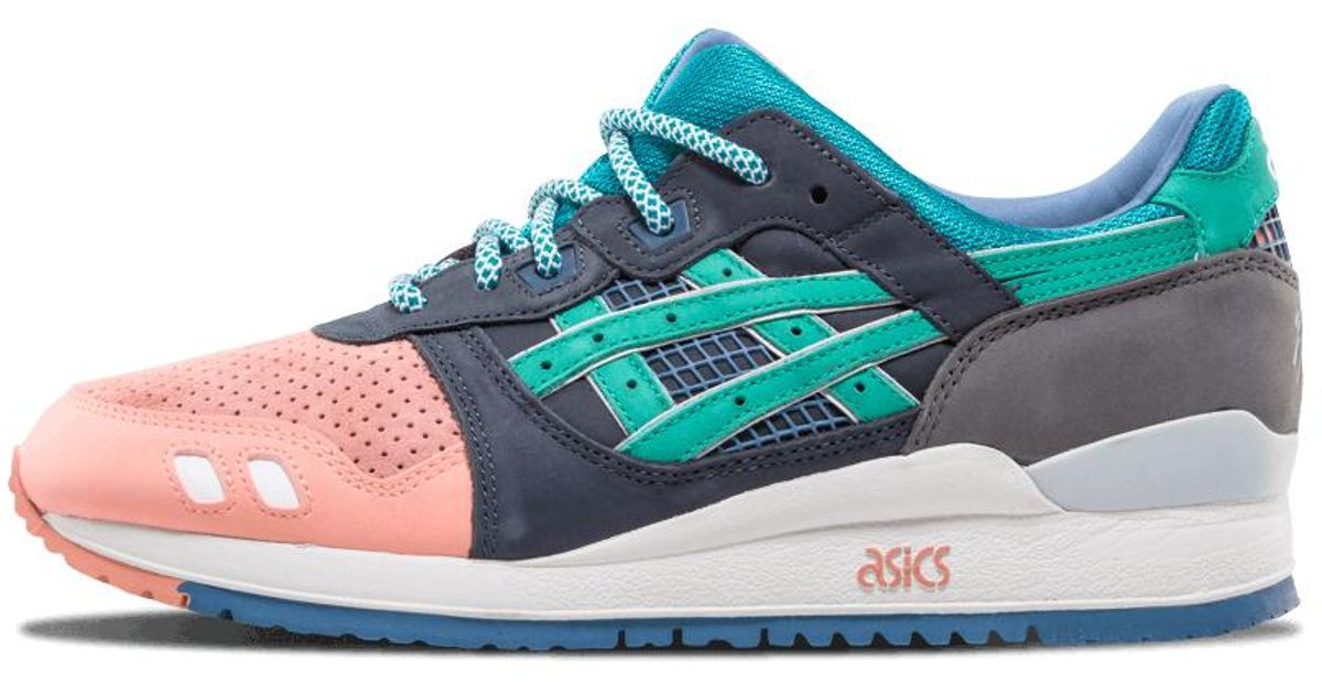 a00f1930 Lyst - Asics Rf Homage in Blue for Men