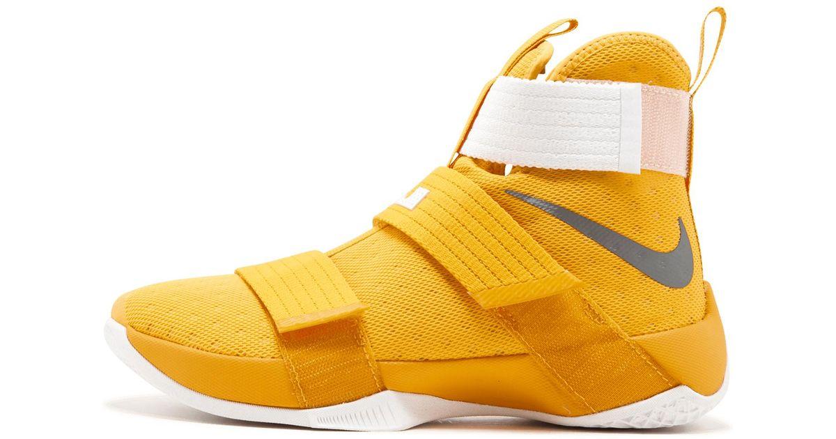 buy popular b9a89 38698 ... Lyst - Nike Lebron Soldier 10 for Men ...