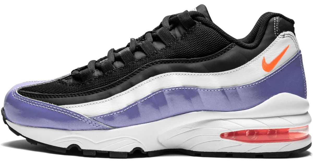 new product eb4cb 62b9f Nike Air Max  95 Le (gs) in Black - Lyst