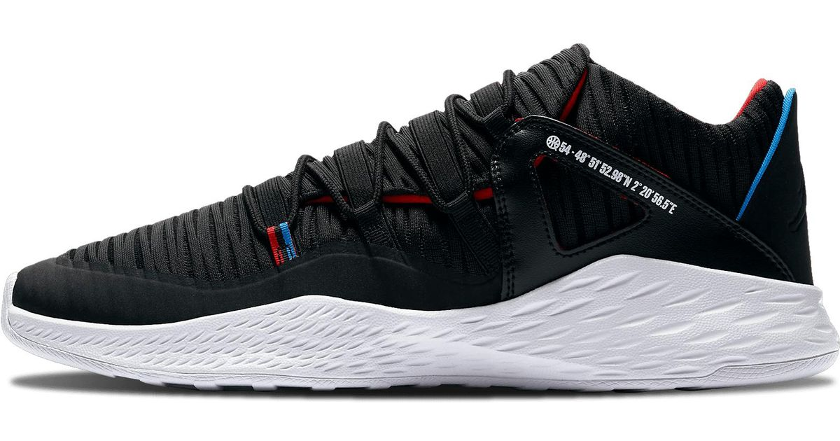 378e94f076b Lyst - Nike Formula 23 Low Q54 in Black for Men - Save 43.58974358974359%