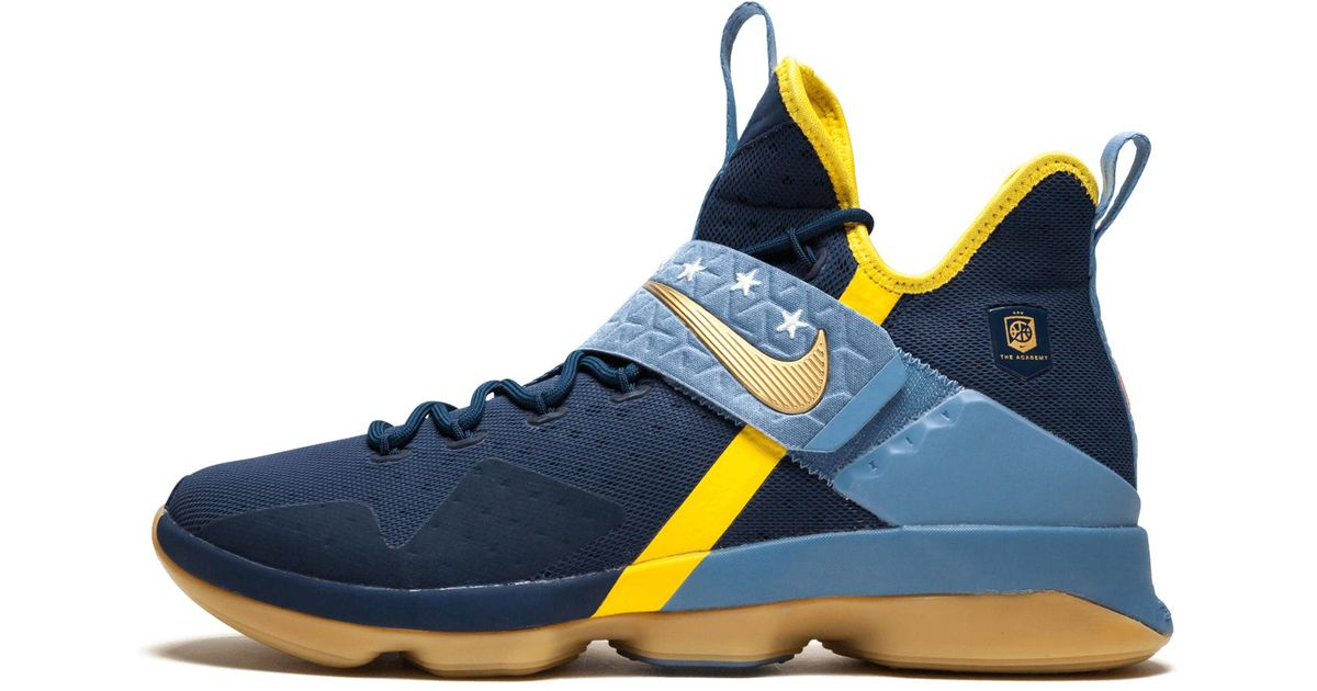 cf272a71d2d Lyst - Nike Lebron Xiv in Blue for Men
