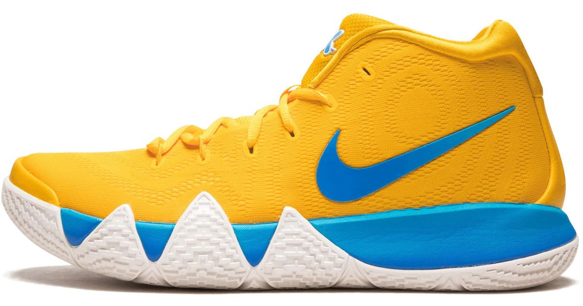 5aeedab69605 Lyst - Nike Kyrie 4 Kix in Blue for Men