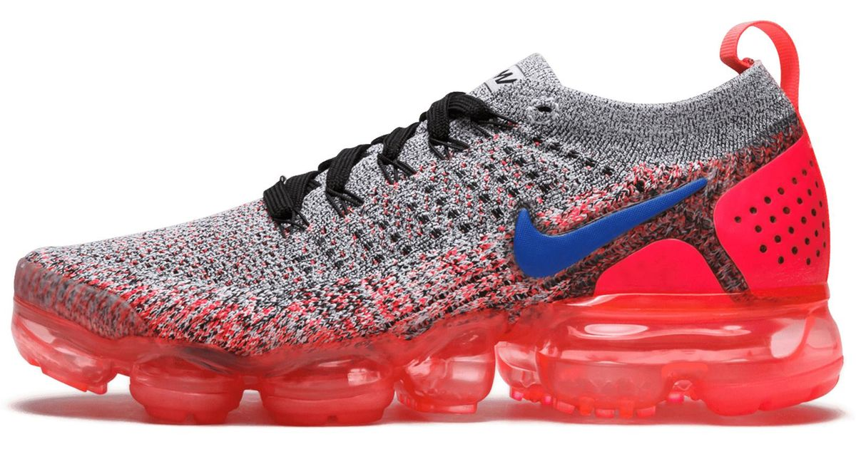 ccc0294571f ... aliexpress lyst nike womens air max vapormax flyknit in white for men  30c79 fb9a3