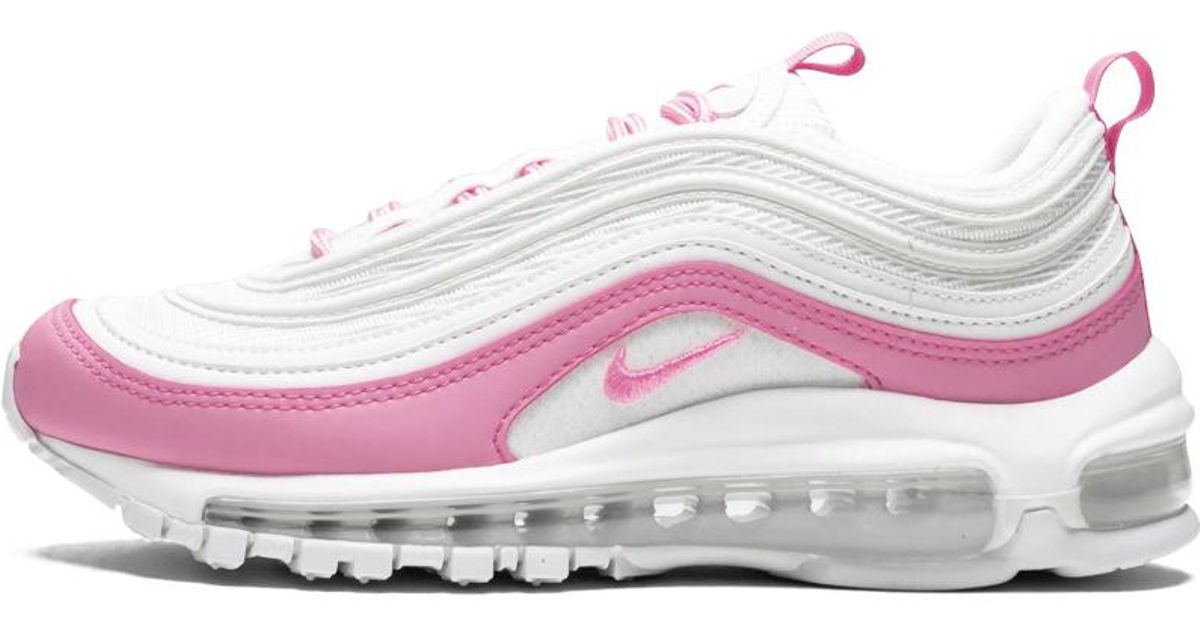 newest 9379b 3c3f1 Nike Air Max 97 Essential Shoe in White - Save 26% - Lyst
