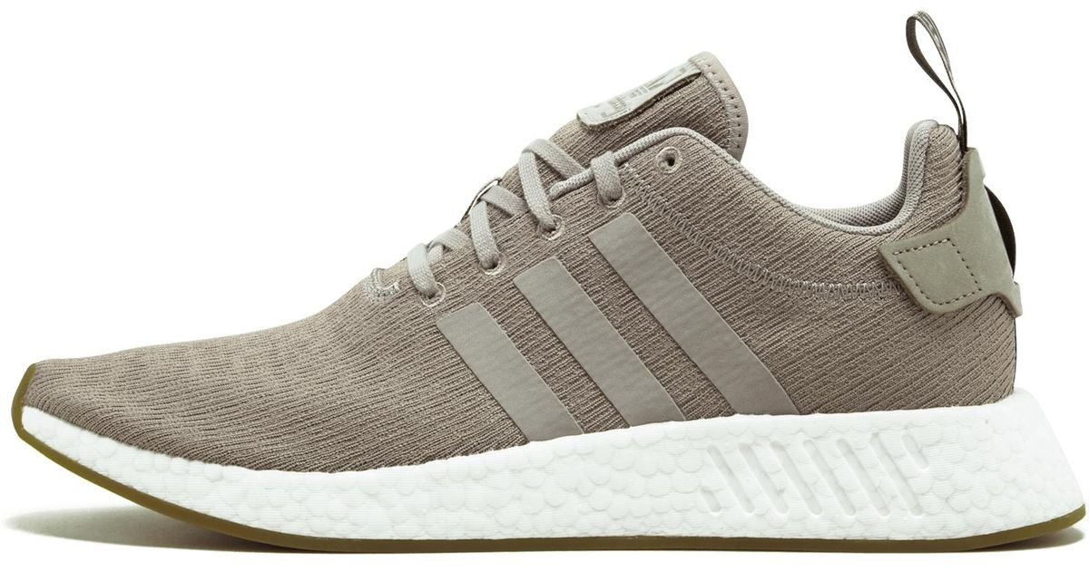 e27090df9dfe1 Lyst - Adidas Nmd R2 in Gray for Men