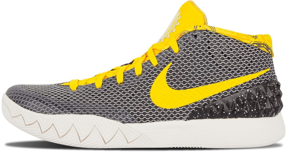 cd294b8a01a ... promo code for nike kyrie 1 lmtd in black for men lyst ae6b3 6dcff ...