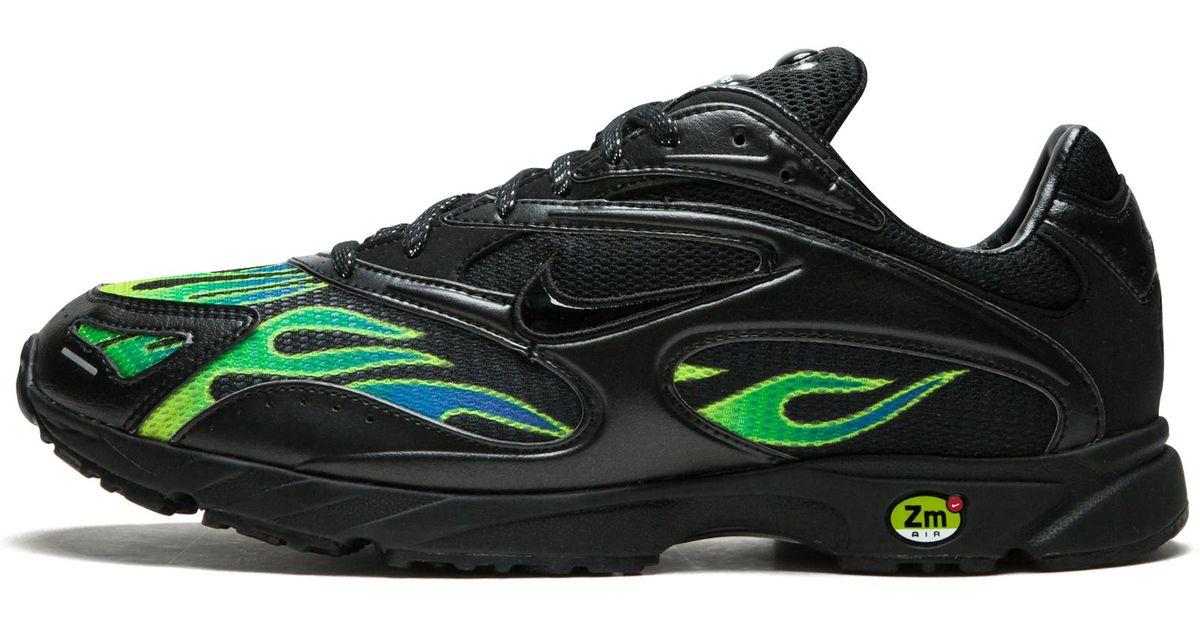 a822a67cb948 Lyst - Nike X Supreme Zm Strk Spectrum Pls supreme Sneakers in Black for  Men - Save 45%