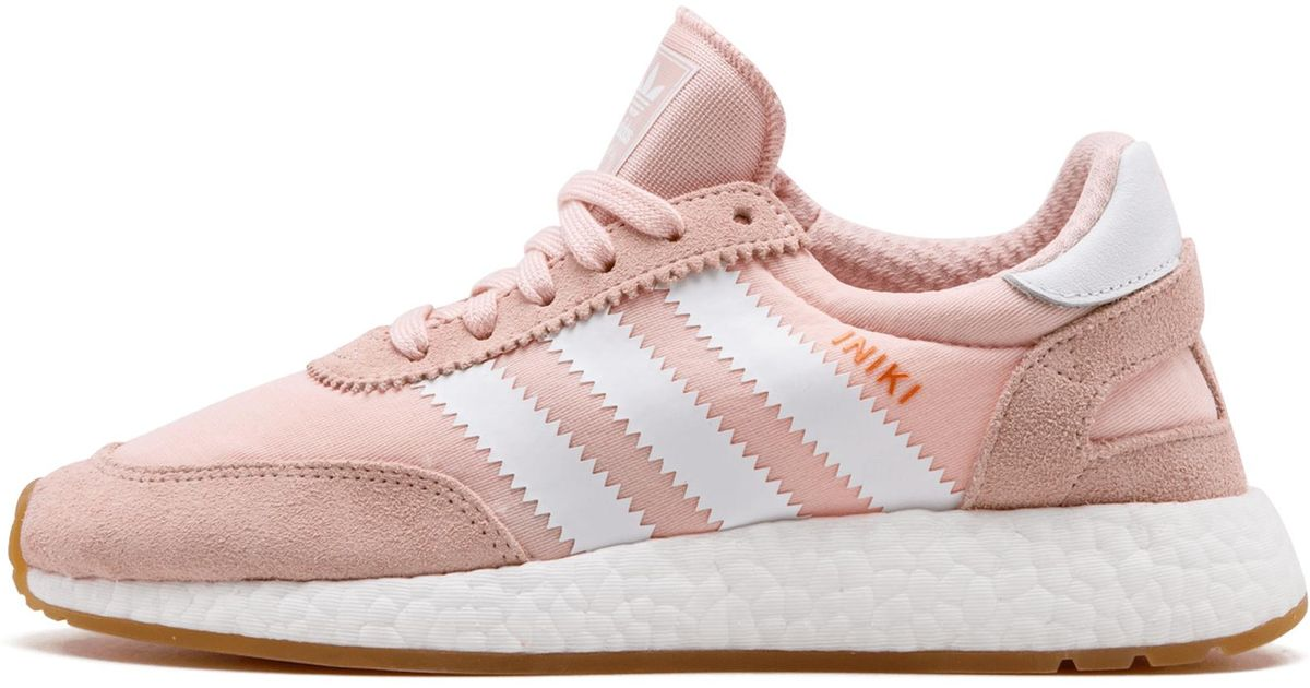 33f229ae0 adidas Iniki Runner Womens in Pink - Lyst