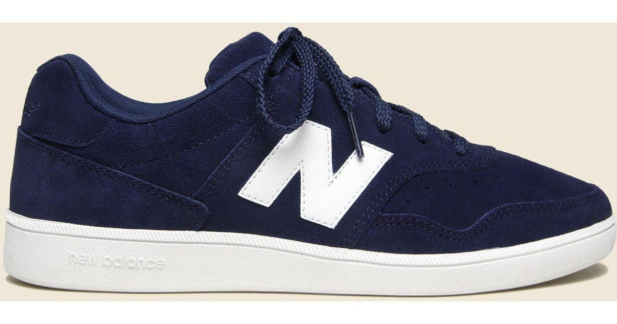 Sneaker New Balance 288 Suede For Navy Men Blue Lyst In wIdq5pSxd