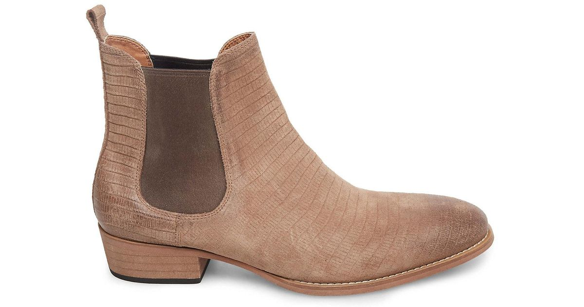 fa38357a5b2 Lyst - Steve Madden Paterson in Brown for Men
