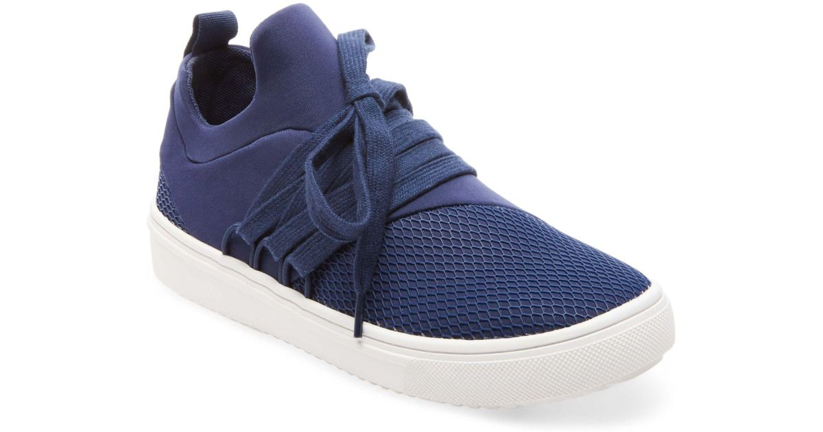 5df6502b4b9 Lyst - Steve Madden Lancer in Blue for Men