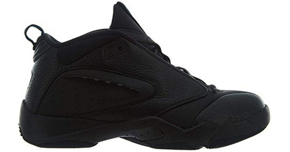 69c510c3957 Lyst - Nike Jumpman Quick 23 Triple Black in Black for Men