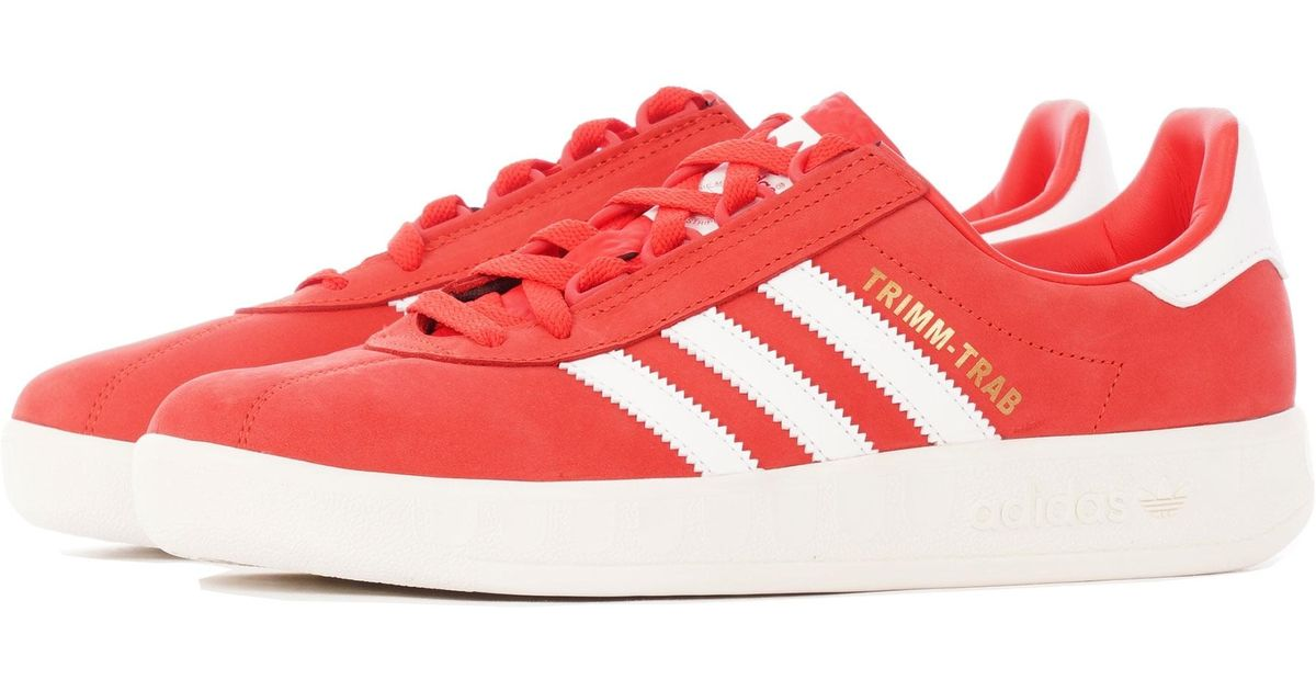 3f7d602bc adidas Originals Trimm Trab - Active Red
