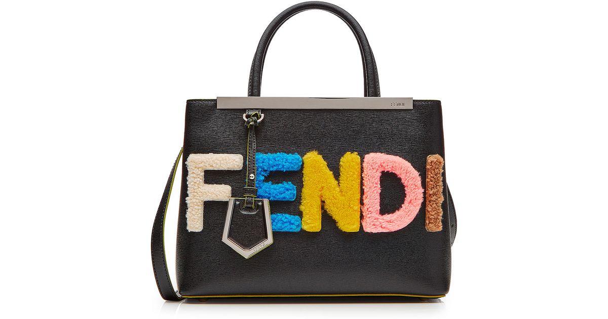 Fendi Handbag Logo