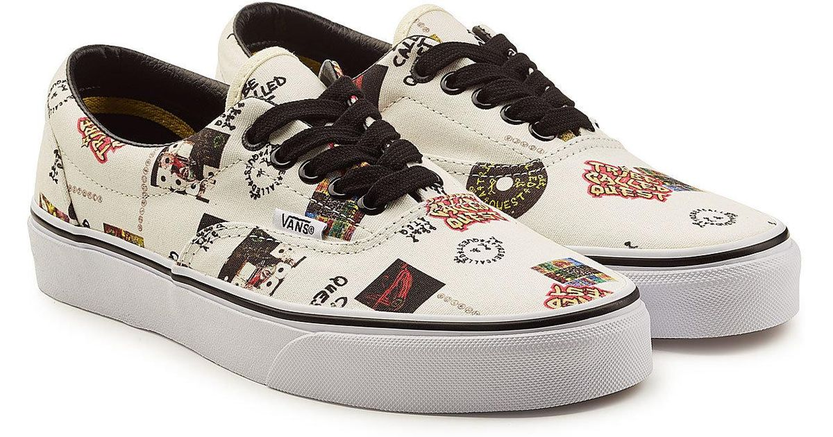 Vans Multicolor X A Tribe Called Quest Era Sneakers for Men Lyst