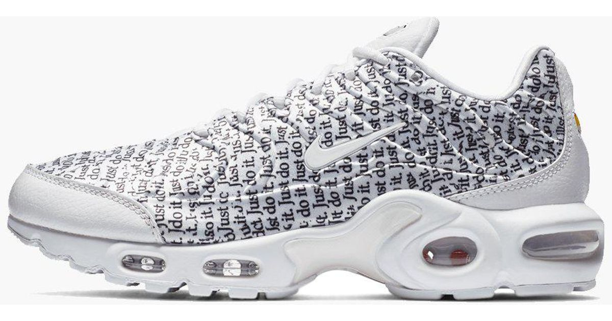 21e6e6a278 Nike Air Max Plus Se Just Do It Women's - Lyst