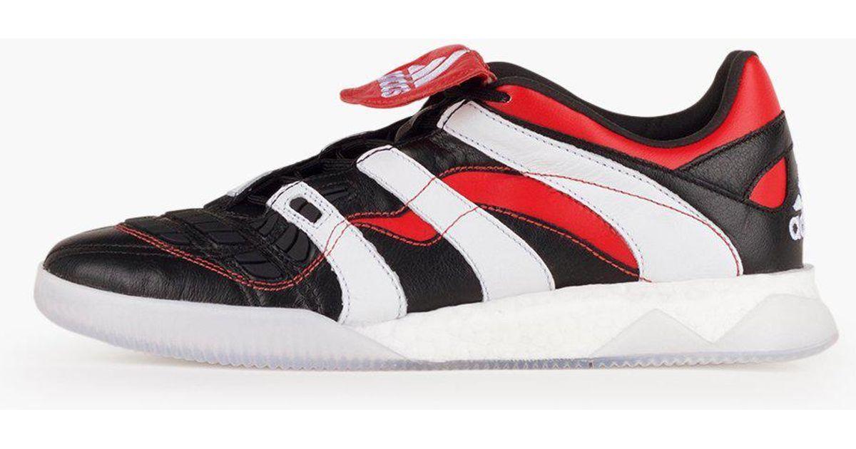timeless design 6eb1a 08739 adidas Originals Adidas Predator Accelerator Tr in Red for M