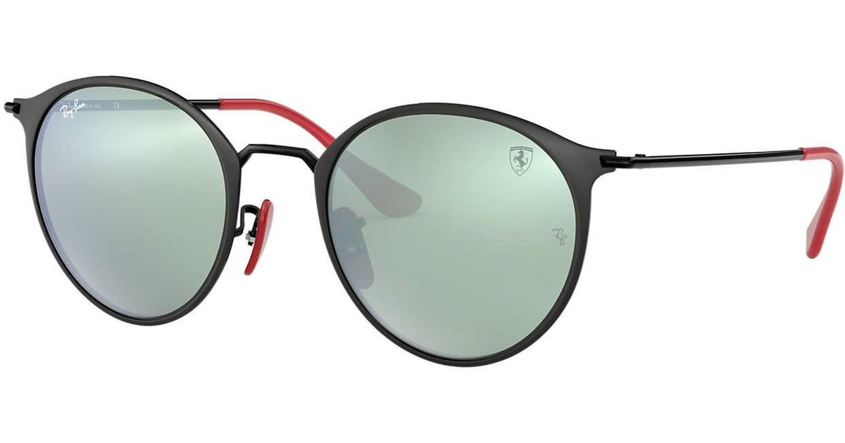 4adf680c2b5 Ray-Ban Unisex Rb3602m in Green for Men - Lyst