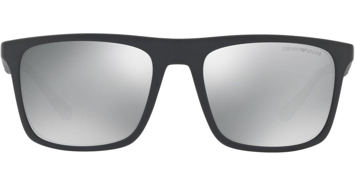 5f0c5d3d1d0 Lyst - Emporio Armani Ea4097 in Black for Men