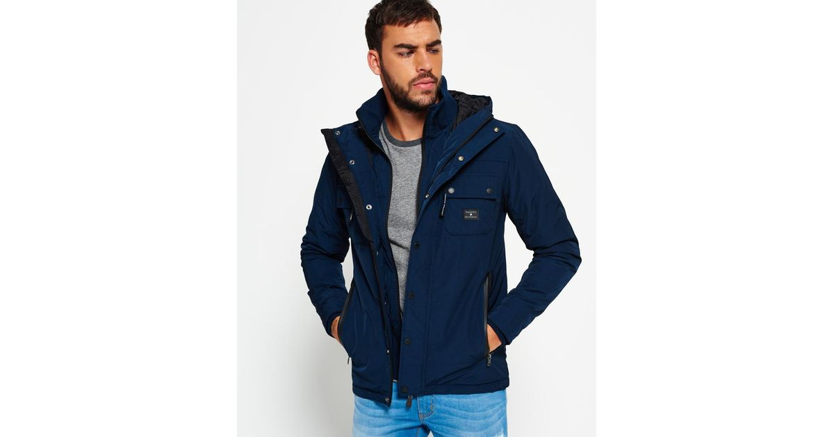 Men Blue Vessel In Lyst Save Superdry 0 50 For Jacket dXwtSWZq6 f4ba8e7bdb5c