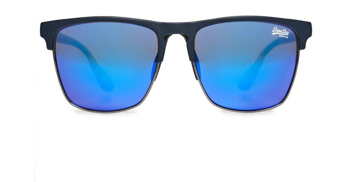 30ac36c0b10464 Superdry Sdr Fira Sunglasses in Blue for Men - Lyst