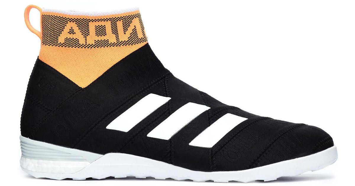 Outlet Discounts Outlet Newest striped design high top sneakers - Black Gosha Rubchinskiy Sale LKTz9