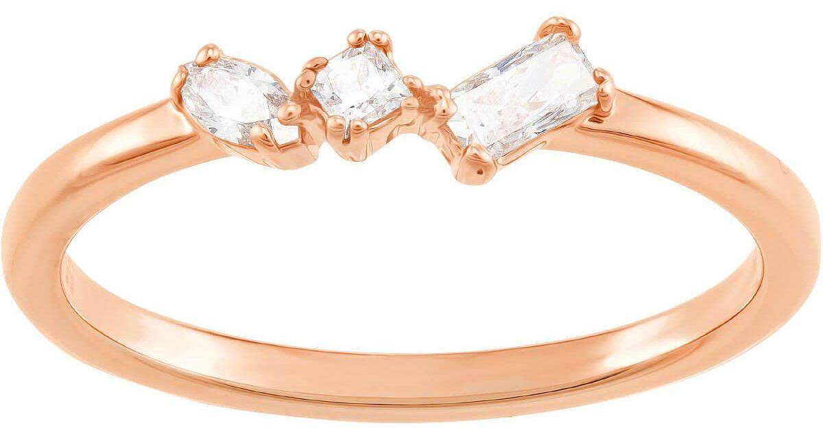 Swarovski Frisson Ring - Lyst
