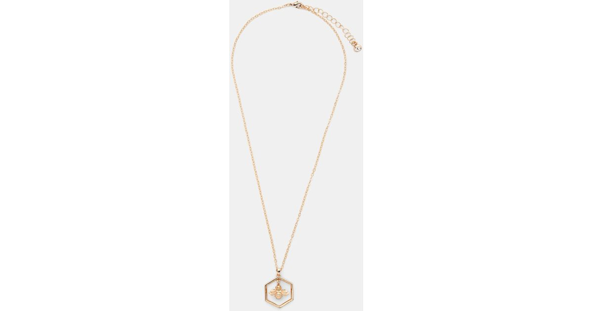 gold pendant cartier zoom diamond bee white scarab women prevnext necklace bumble