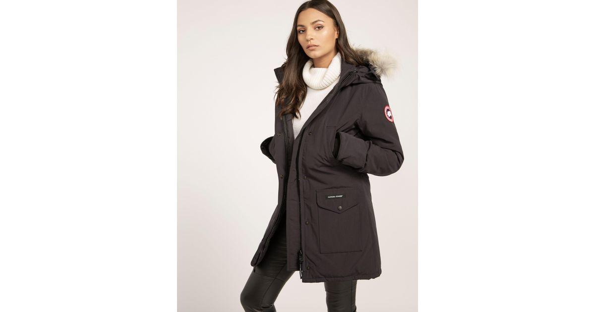 canada goose parka jacket womens