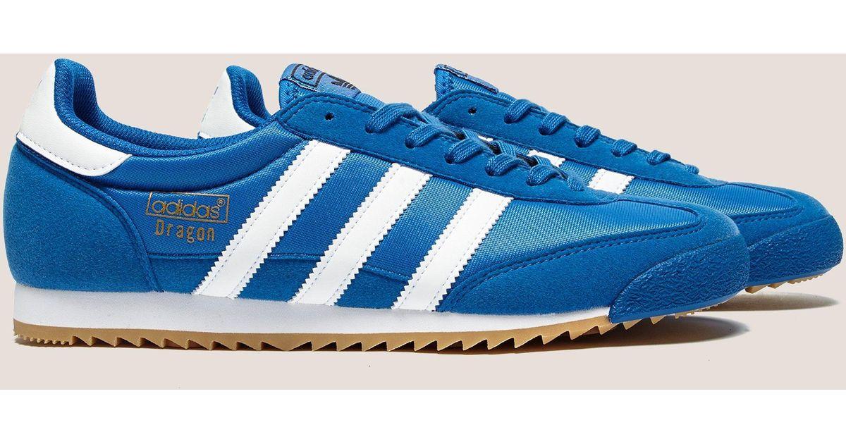 Adidas Originals Mens Dragon Og Blue in Blue for Men - Lyst 0551eac7f