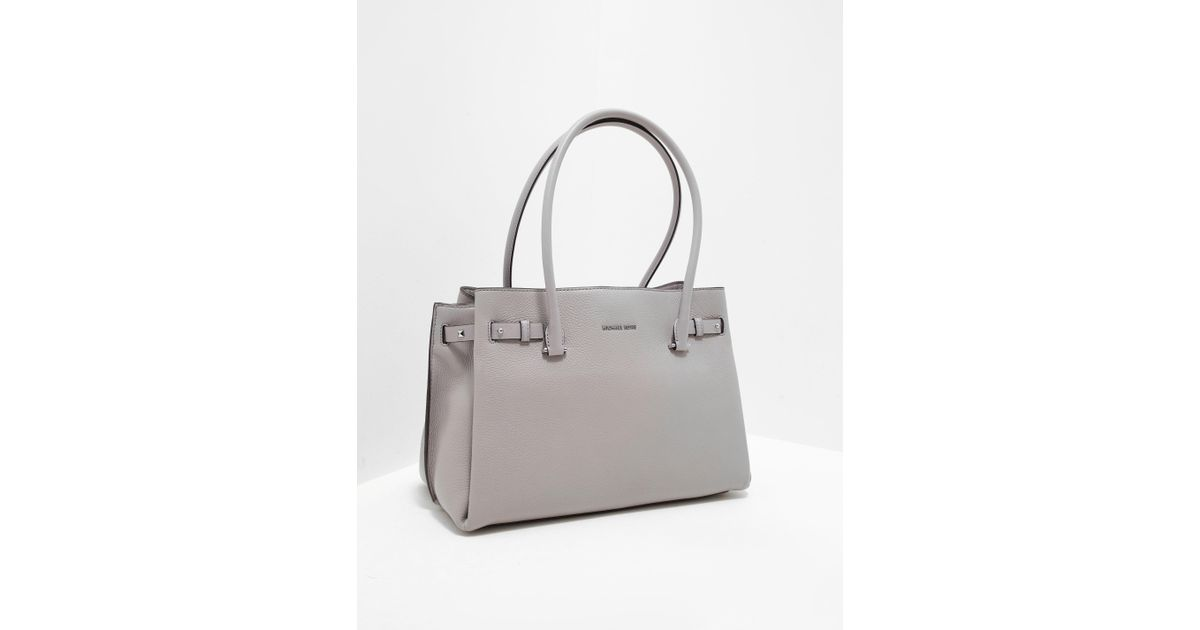 f1453f09ce4d9 Lyst - Michael Kors Womens Addison Tote Bag- Online Exclusive Grey in Gray