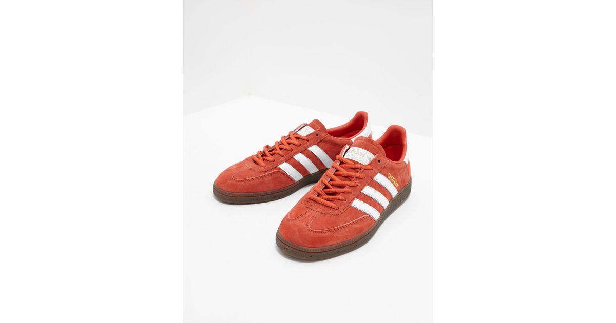 ac97261d352 Lyst - adidas Originals Mens Handball Spezial Orange in Orange for Men