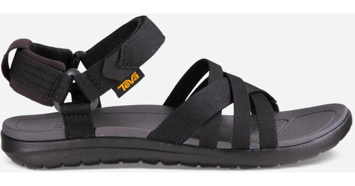 1f17085996ee Lyst - Teva Sanborn Sandal in Black - Save 25%