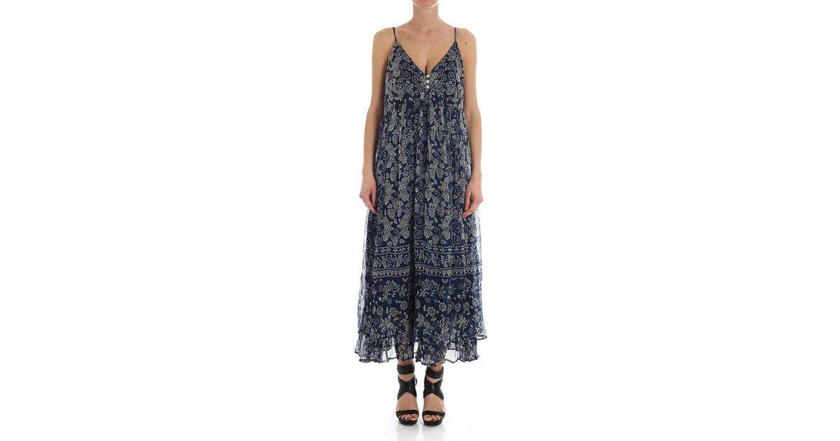 Blue Barathi dress Mes Demoiselles... RV3CgH77hz