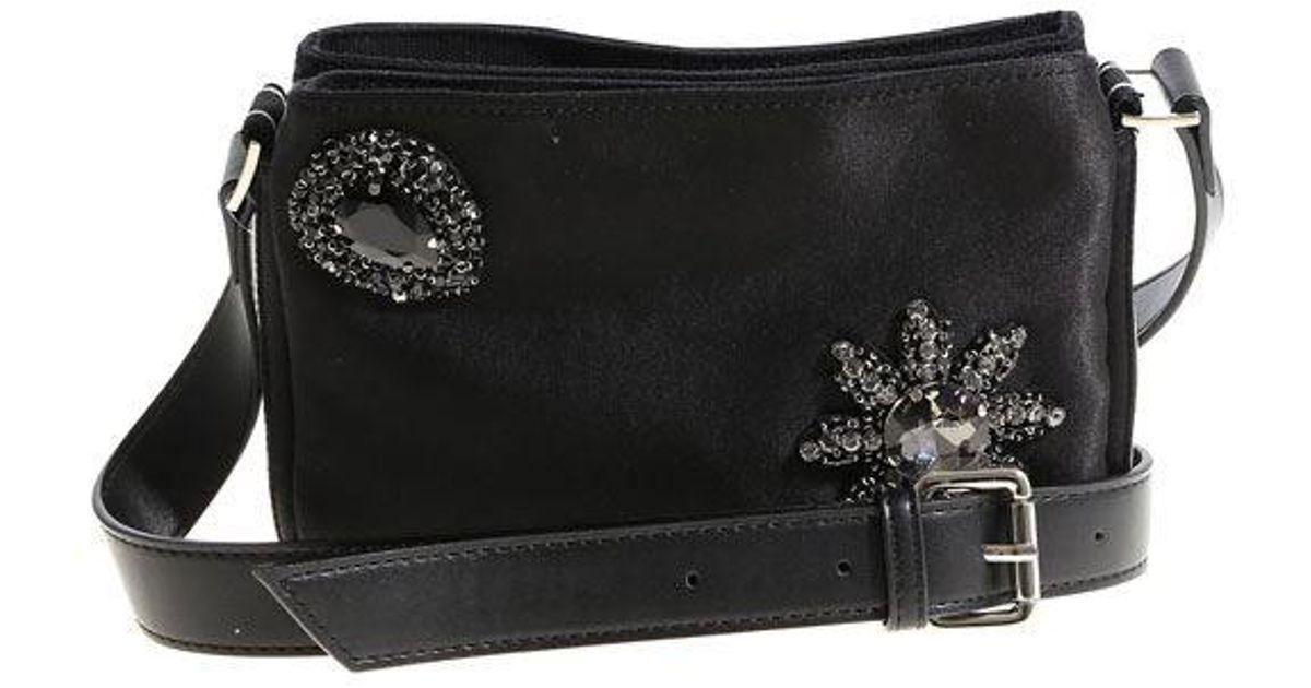 Pinko Black Canello shoulder bag DbrWf9ti7T