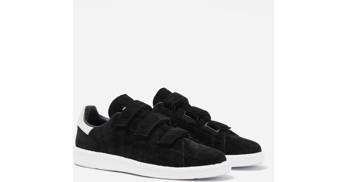 b0ac8eb1bf1 Lyst - adidas Originals X White Mountaineering Stan Smith in Black for Men