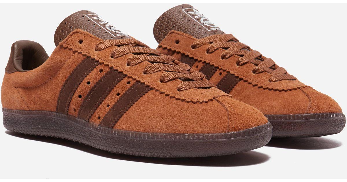 first rate 28637 8455d Men Padiham Originals Spzl Adidas In Brown Lyst For qUA7wvRB