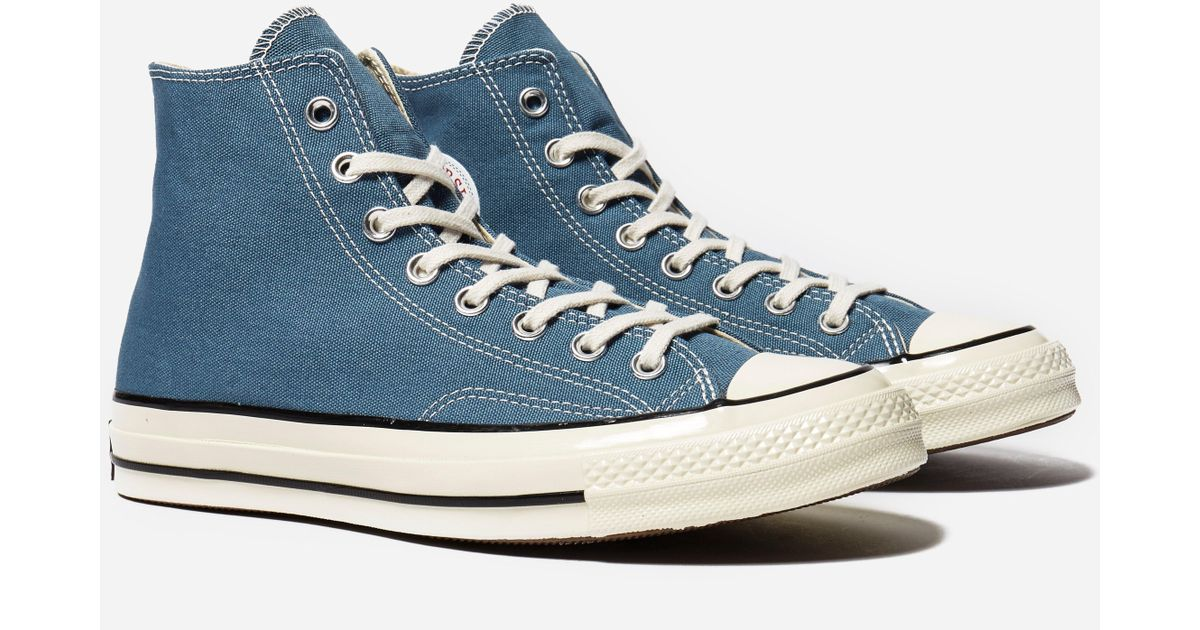 721f7663d3b8a4 Lyst - Converse Chuck Taylor All Star 1970 Hi in Blue for Men