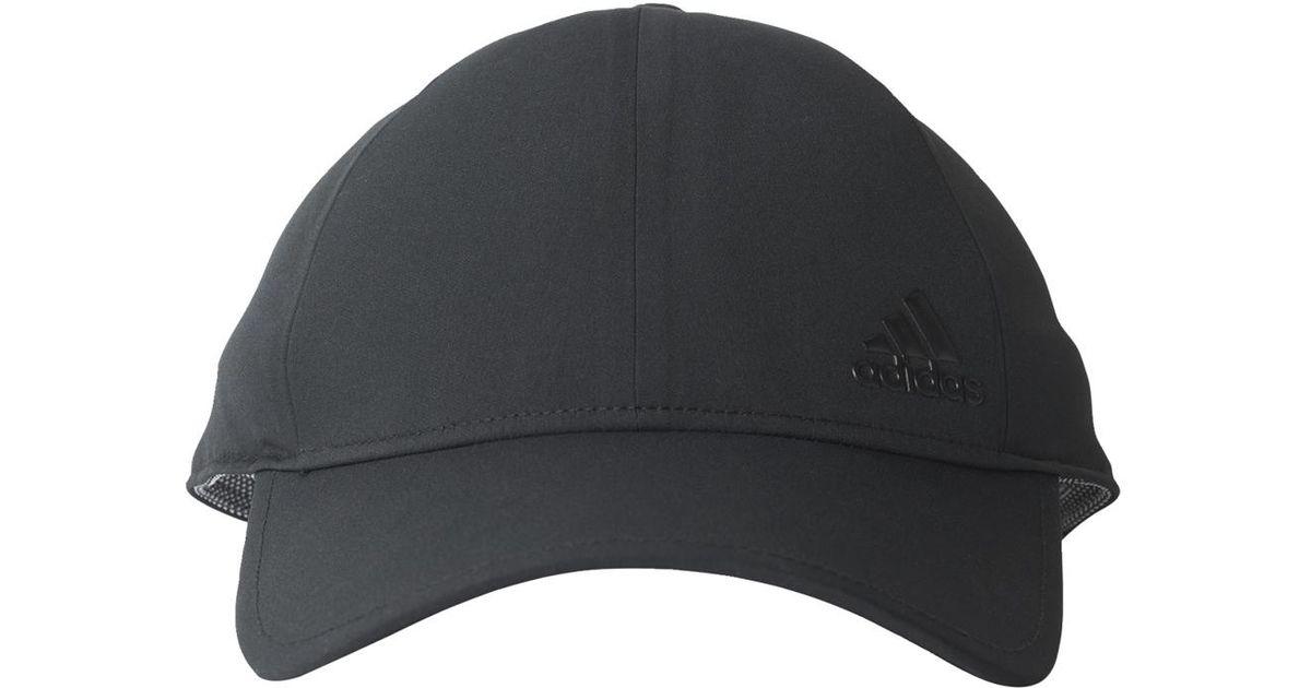 8009fa697f7 Lyst - Adidas Originals Bonded Training Cap in Black for Men