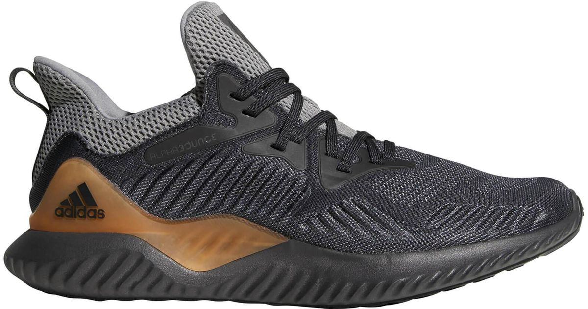7e999570a84169 Lyst - adidas Alphabounce 2 Training Shoes in Gray for Men