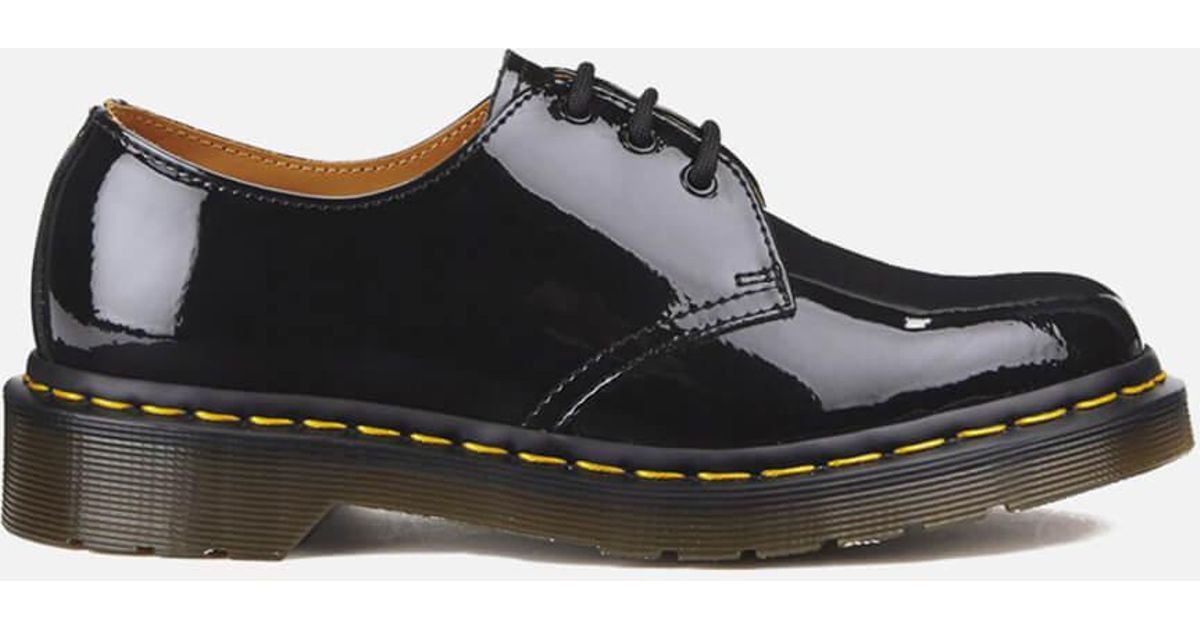 Dr Martens Shoes Core  Black Patent