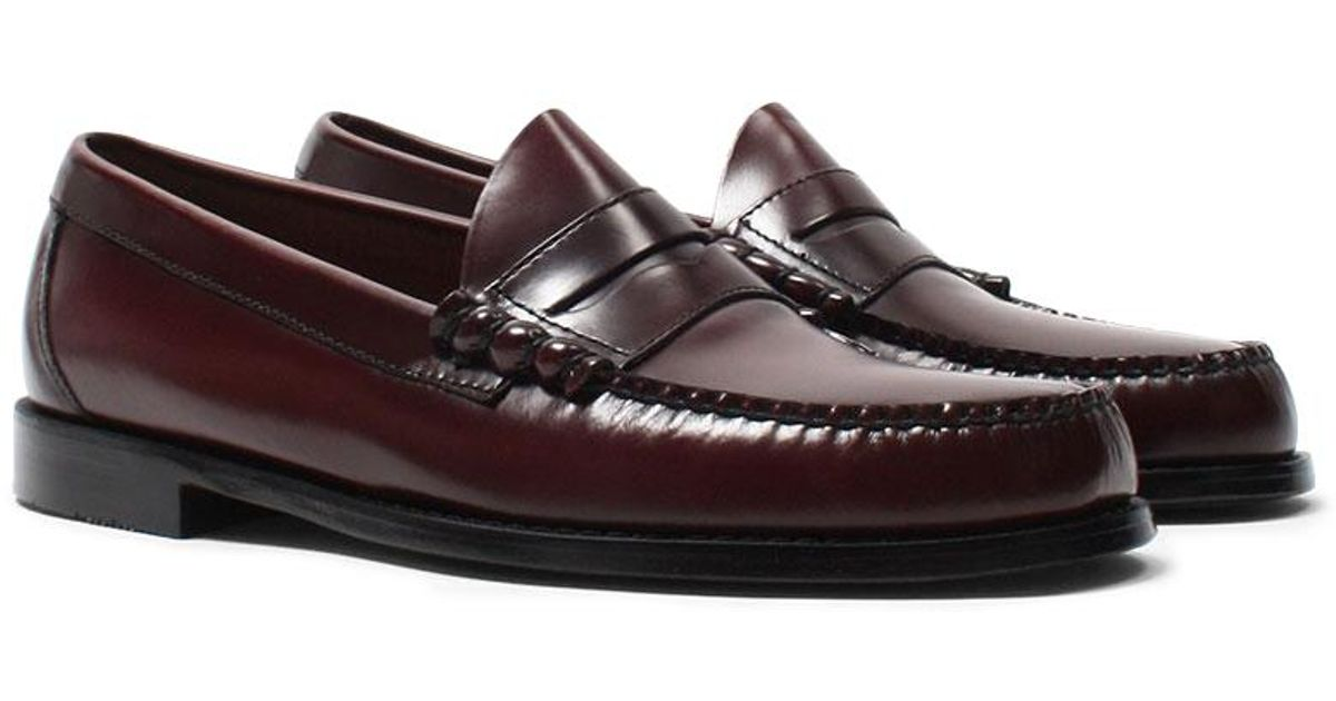 Lyst - G.H. Bass & Co. Weejuns Classic Penny Loafers in ...