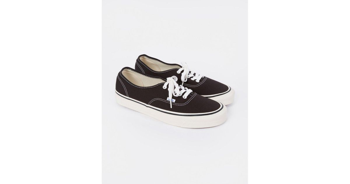 fb2a8cf02662c Lyst - Vans Authentic 44 Dx Anaheim Black in Black for Men