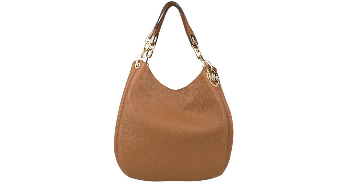 353439303bd2 Michael Kors 's Fulton Tote Bag in Brown - Save 37% - Lyst