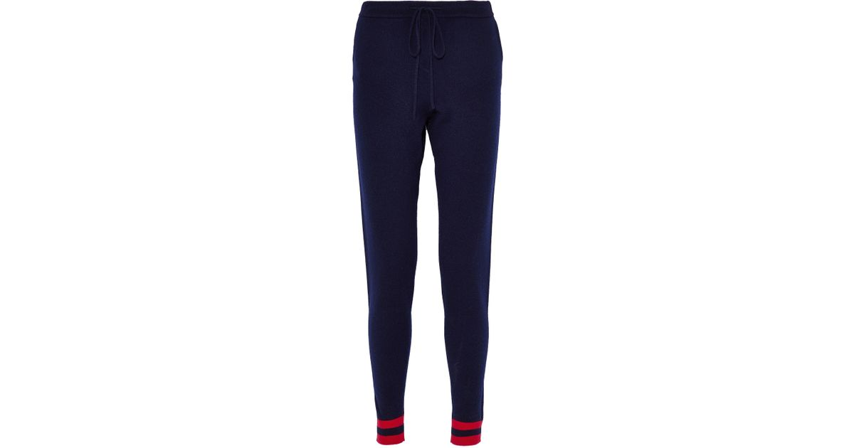 Chinti and Parker Cashmere High-Rise Pants w/ Tags Free Shipping 2018 New CAjp93d