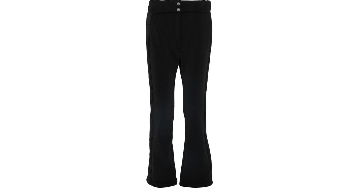 Fusalp Woman Quilted Shell Ski Pants Black Lyst